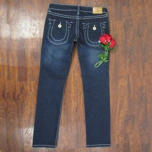 True Religion Dark Wash Jeans 30 Limited Edition